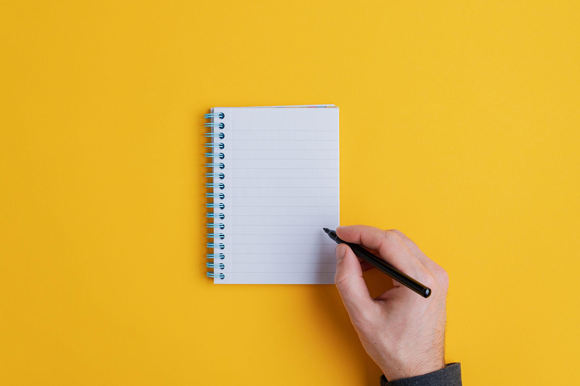 pisanie, ilustracja do artykułu