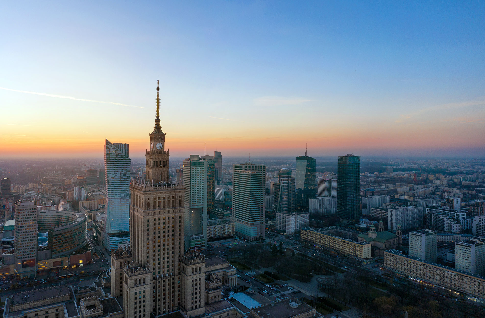 Pałac Kultury i Nauki w Warszawie, ilustracja do artykułu