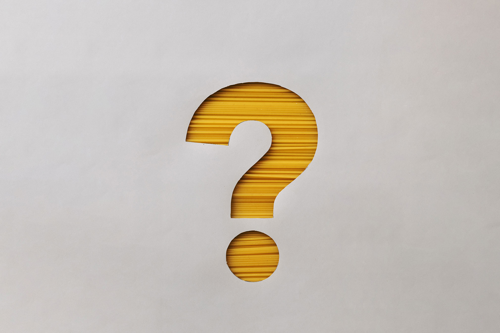 Znak zapytania, ilustracja do artykułu