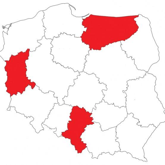 Województwa w Polsce