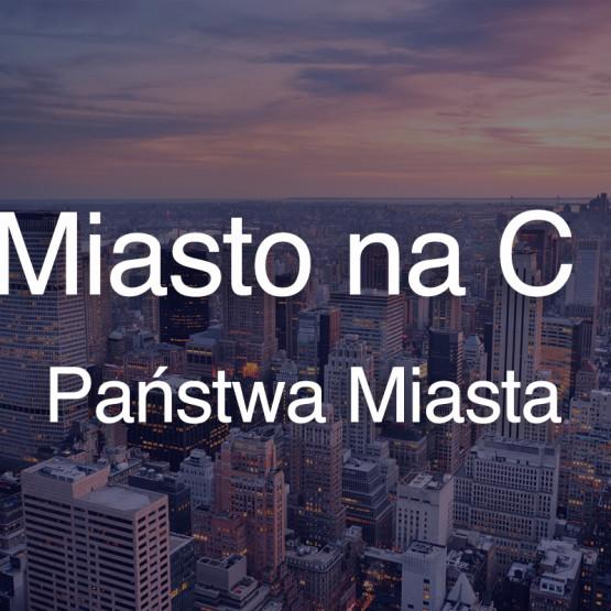 Miasto na C