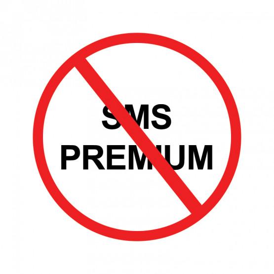 wyłączenie SMS premium
