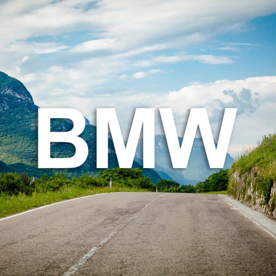 Ilustracja do artykułu o akronimie BMW