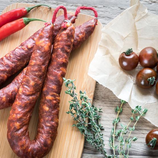 Chorizo, ilustracja do artykułu