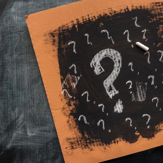 Znak zapytania ilustracja do artykułu