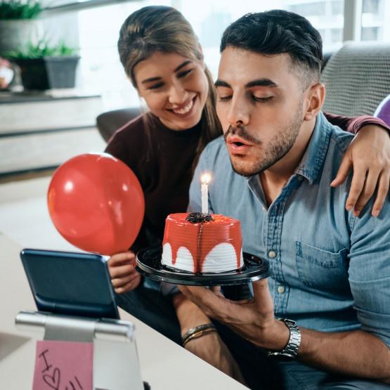 Życzenia urodzinowe od żony dla męża, ilustracja do artykułu